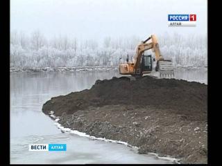 В Алтайском крае начали подготовку к предстоящему весеннему паводку