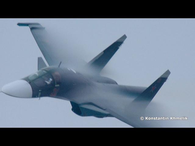 Су-34 МАКС 2013 Su-34 MAKS 2013