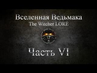 Вселенная Ведьмака|The Witcher LORE - Дикая Охота Часть 6