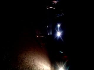 Мой первый заезд на Volvo S80  vs турбированная  Нива