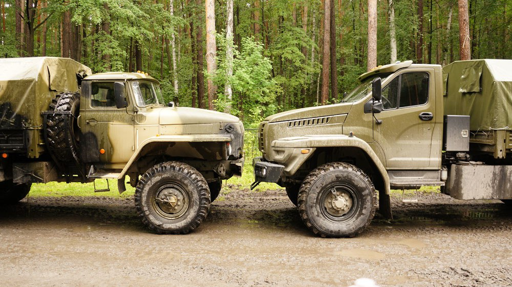 ural 4320 and ural next military truck 2015 1000 x 562 pp vk me