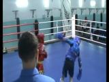 2 раунд Романов Кирилл (Уфа) - Ермаков Никита (Оренбург)