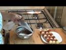 Десерт 'Шашлык из клубники' - Strawberry Puff Kabobs
