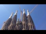Barcelona VLOG: Храм Святого Семейства (Чудо Гауди)