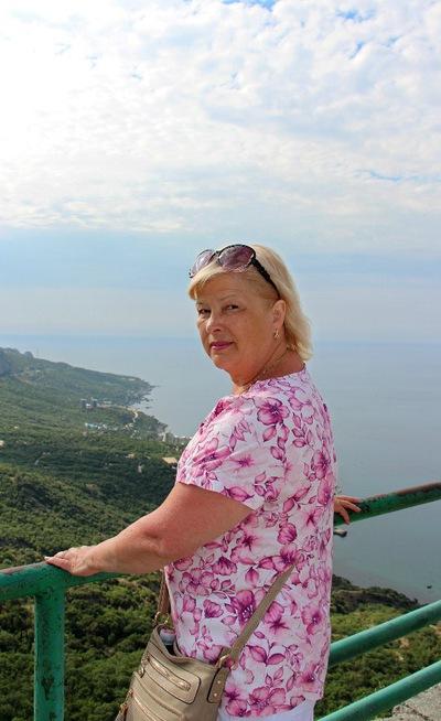 Нина Новичкова