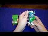Игрушки Щенячий патруль. Обзор игрушки. Щенок Рокки. Paw Patrol toys(1)