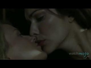 Top 10 Girl-On-Girl Movie Kisses