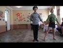"""11 класс Танец """"Легкий школьный вальс """""""