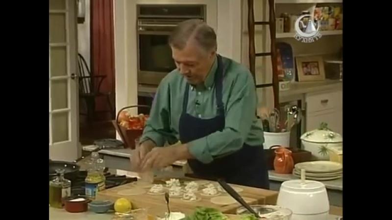 Жак Пепэн Фаст Фуд, как я его вижу 21 серия airvideo