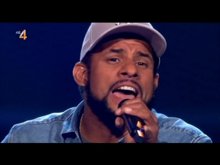 Mitchell Brunings - Bob Marley - The Voice Of Holland