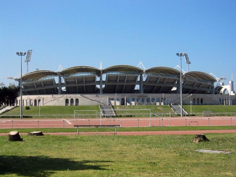 Стад де Жерлан (Stade de Gerland). Лион, Франция.