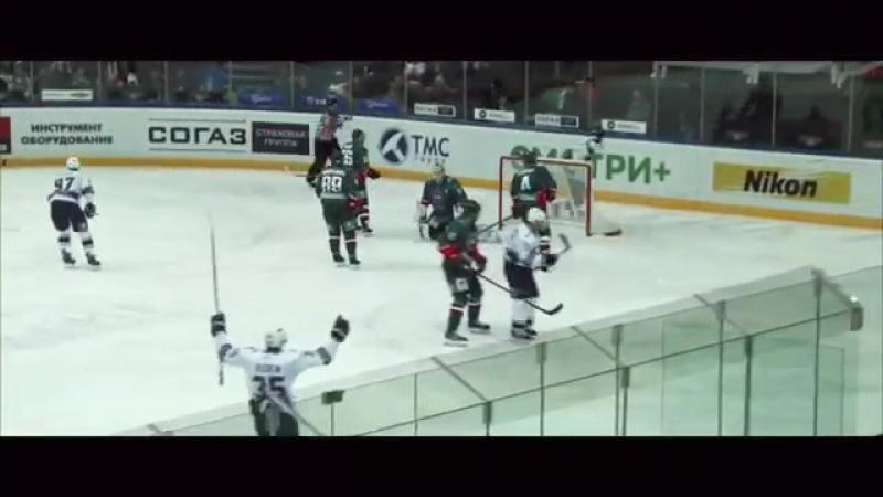 Ак Барыс (Казан) - Динамо (Мәскәү) _ Ak Bars (Kazan) - Dinamo (Moscow)