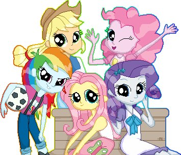 Создатель Девушки Эквестрии (Creator Equestria Girls)