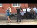 Русская девушка танцует лезгинку - Веселые Кавказцы