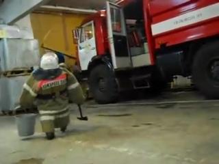 Пожарный Карлик
