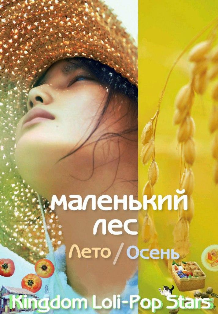 Маленький лес: Лето, Осень / Little Forest: Summer & Autumn