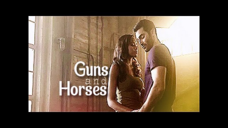 Derek Braeden | Guns And Horses