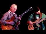 Larry &amp Travis Carlton ~ Autum Leaves Bergen Jazzforum