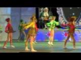 АПЕЛЬСИН (Екатеринбург) - танец ПРИДВОРНЫЕ КАПРИЗЫ