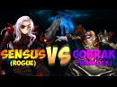 ♣ Sensus WoW Rogue PvP Dueling Rogue vs Warlock Duels WoW WoD Rogue PvP Duels Patch 6 2 2