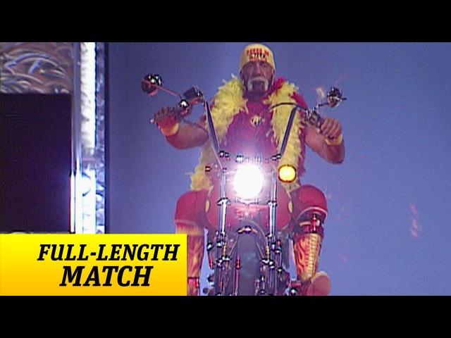 FULL LENGTH MATCH Raw Hulk Hogan vs Ric Flair WWE Championship Match