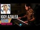 Iggy Azalea - Team (Piano Cover by Marijan)