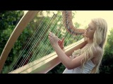 Minuet of Forest on Harp &amp Ocarina - Forest Temple music from