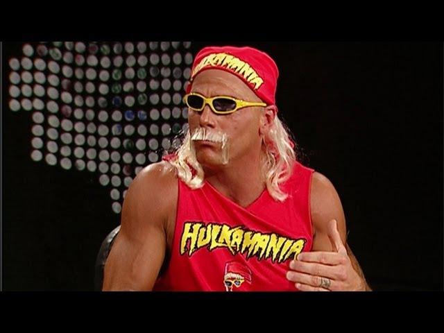 Shawn Michaels has some fun impersonating Hulk Hogan on