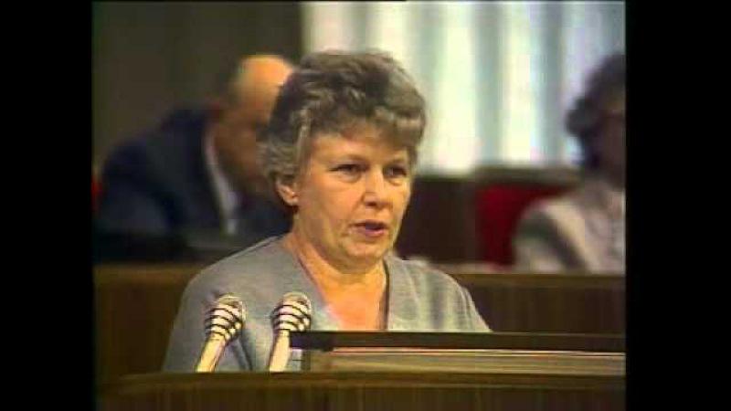 Первый Съезд народных депутатов СССР 25.05.1989: Продолжение