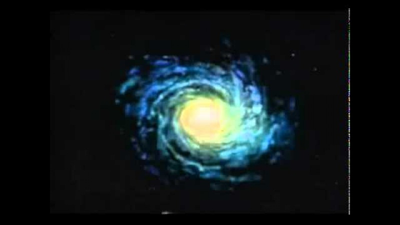 Как устроена вселенная Шокирующее видео