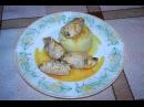Куриные рулетики с грибами Крученики с грибами Блюда из курицы Мясной рулет из куриного филе рецепты