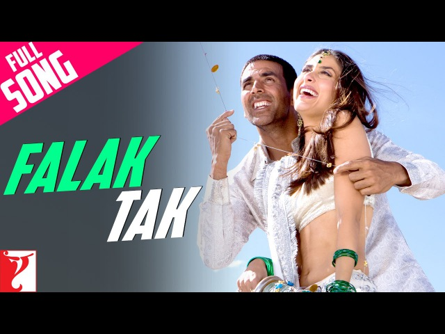 Falak Tak - Full Song | Tashan | Akshay Kumar | Kareena Kapoor | Udit Narayan