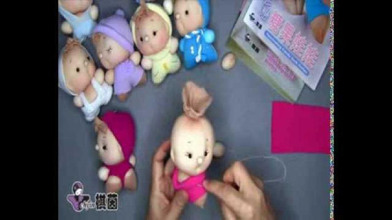 Куклы из чулок своими руками для начинающих