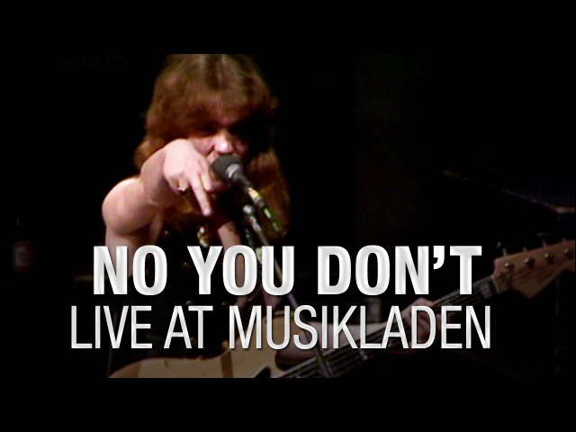 Sweet - No You Don't, Musikladen 11.11.1974 (OFFICIAL)