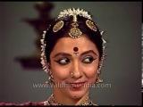 Alaripu Bharatanatyam dancer Leela Samson