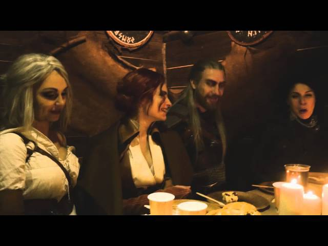 Ведьмак 3: Дикая Охота - презентация в Варшаве, которую стоит посмотреть. (The Witcher 3:...