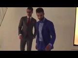 Beckstage фотосессии Mann Stager collections Autumn Winter 2015