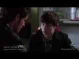 Однажды в сказке/Once Upon a Time (2011 - ...) Фрагмент №2 (сезон 5, эпизод 1)