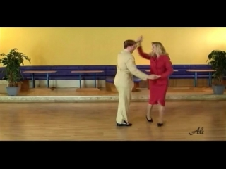 Буги-вуги танец — видео урок №5.