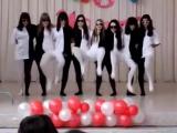 Танец, взрывающий мозг