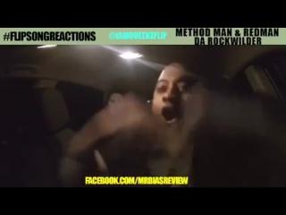 Method Man And Redman - Da Rockwilder (#flipsongreactions)