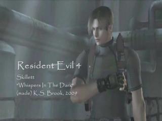 Resident Evil 4 - Leon S. Kennedy vs Jack Krauser (Alternative Knife Duel v.2)