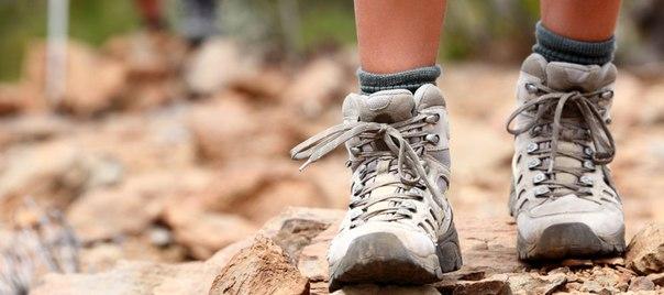Удобная обувь для похода