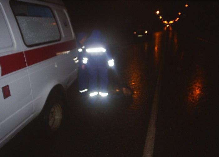 Вчера в Таганроге в районе «Эльдорадо» сбили пешехода