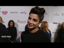 Priyanka Chopra at the BAFTA Los Angeles Awards Season Tea Party