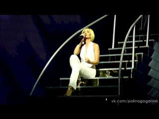 Полина Гагарина - Кукушка (Live@Ледовый, Санкт-Петербург)