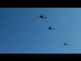 Парад Победы в Севастополе, авиационная часть