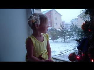 3-летняя девочка из ярославля читает стихотворение Бориса Пастернака
