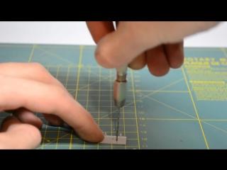 Инструмент и многое другое для постройки масштабных моделей