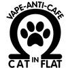 "Vape-Anti-Cafe ""Cat in Flat"" г.Королёв"
